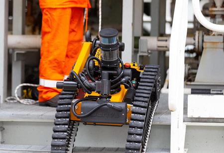 Equinor Launches Autonomous ATEX-Certified Robots