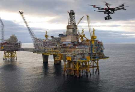How can Oil and Gas Industry Use Drones?