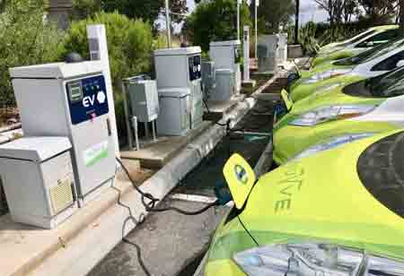 Is the Energy Grid Powered by EV Batteries the Future?