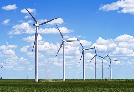 How Can the Wind Farms Recycle Old Wind Turbines