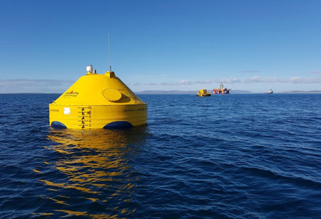Minesto and Schneider Electric Come Together to Commercialize Marine Energy