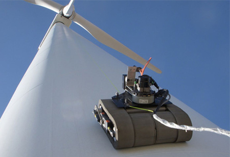 Use of Robots in Offshore Energy Sector