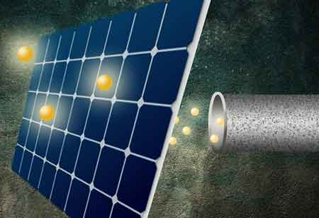 How Semiconductor Chips Increase Solar Cell Efficiency