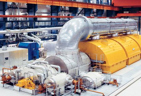 How Single-Cycle Gas Turbine Power Plants Produce Electricity