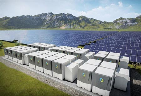 Different Types of Energy Storage