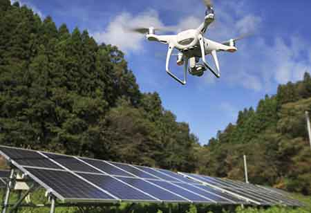 How Drones Aid Inspection in the Energy Industry
