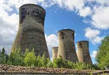 3 Major Types of Power Plants