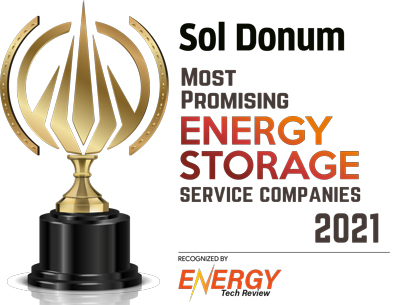 Top 10 Energy Storage Service Companies - 2021