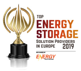 Top 10 Energy Storage Solution Companies in Europe - 2019