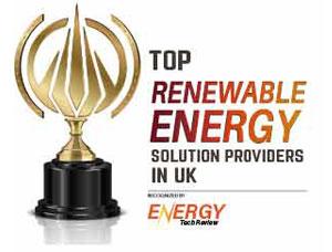 Top 5 Renewable Energy Solution Companies in UK - 2020