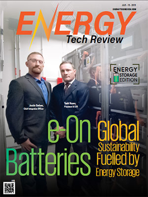 e-On Batteries: Global Sustainability Fuelled by Energy Storage