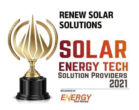 Top 10 Solar Energy Tech Solution Companies - 2021