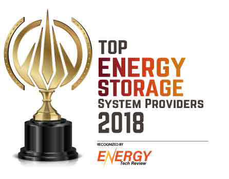 Top 10 Energy Storage System Companies - 2018